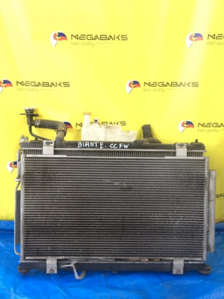 Радиатор кондиционера Mazda Biante CCEFW LF (б/у)