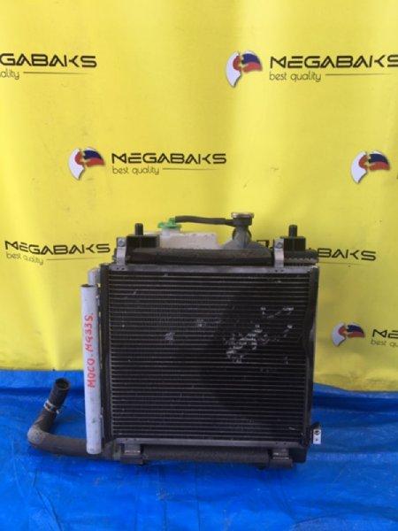 Радиатор кондиционера Nissan Moco MG33S R06A (б/у)