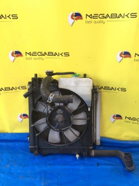 Радиатор основной Nissan Moco MG33S R06A (б/у)