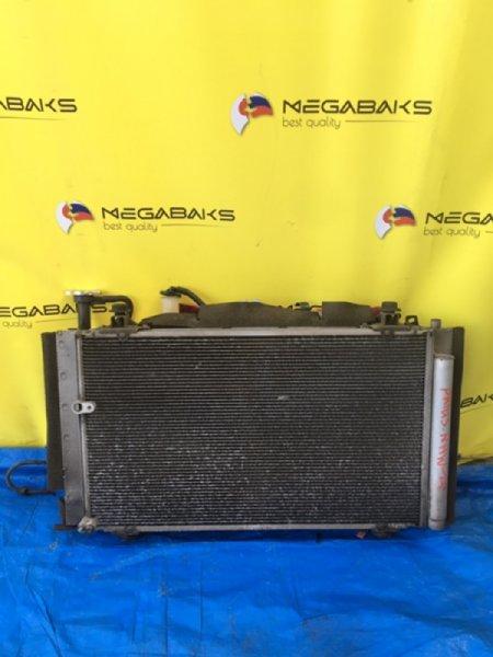 Радиатор кондиционера Toyota Prius NHW20 1NZ-FXE (б/у)