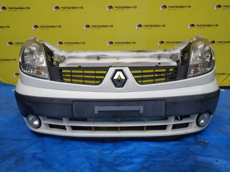 Nose cut Renault Kangoo KC K4M752 ФАРА №8200589034 (б/у)