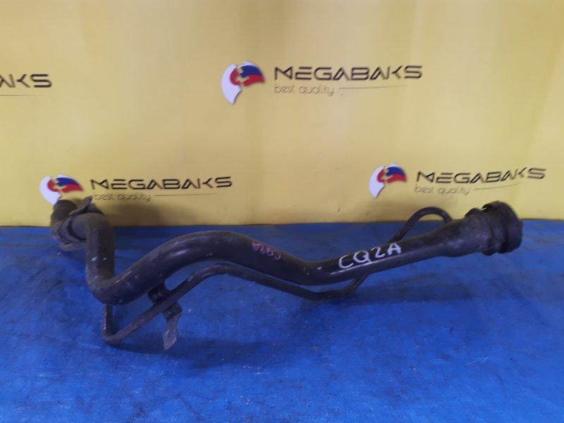 Горловина топливного бака Mitsubishi Dingo CQ2A 4G15 (б/у)