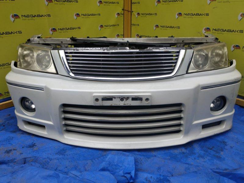 Nose cut Nissan Presage U30 KA24DE ФАРА №1594 (б/у)
