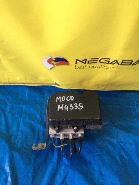 Блок abs Nissan Moco MG33S R06A (б/у)
