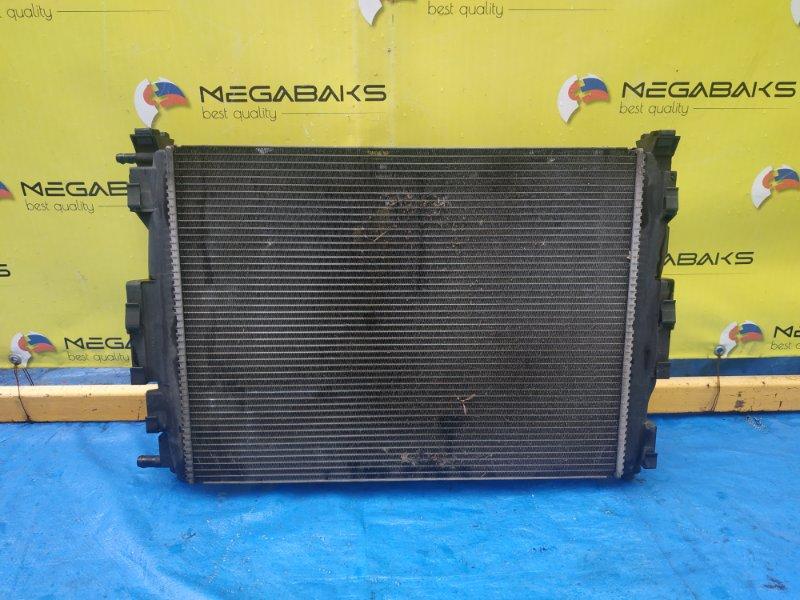 Радиатор основной Renault Megane Ii KM (б/у)