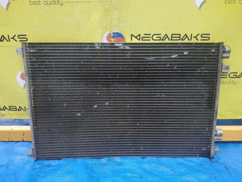 Радиатор кондиционера Renault Megane Ii KM (б/у)