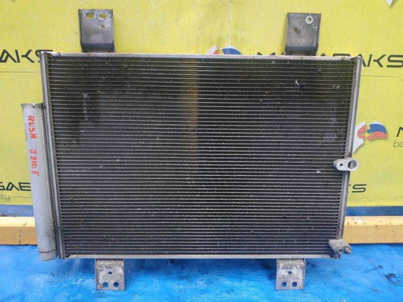 Радиатор кондиционера Toyota Rush J210E 3SZ-VE (б/у)