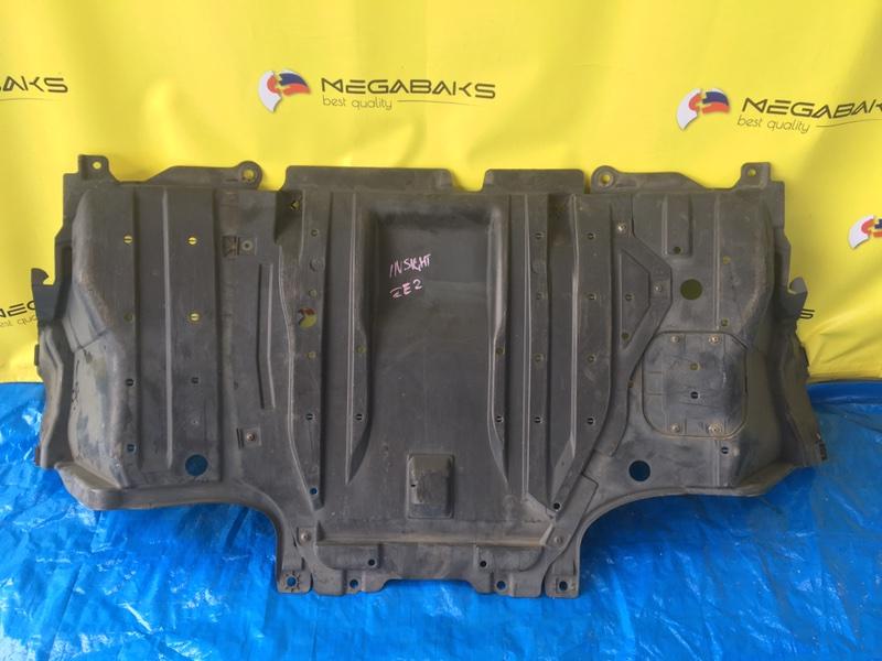 Защита двигателя Honda Insight ZE2 74111-TM8-A00 (б/у)