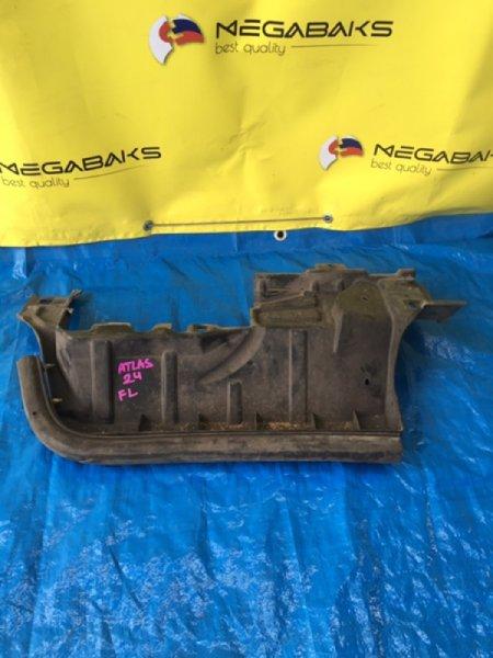 Защита двигателя Nissan Atlas F24 левая 50811-MA000 (б/у)