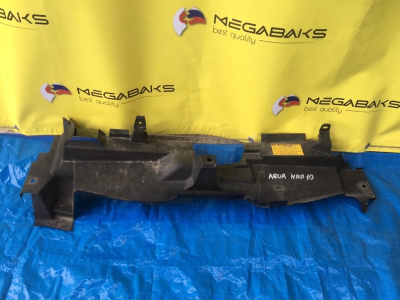 Защита замка капота Toyota Aqua NHP10 (б/у)