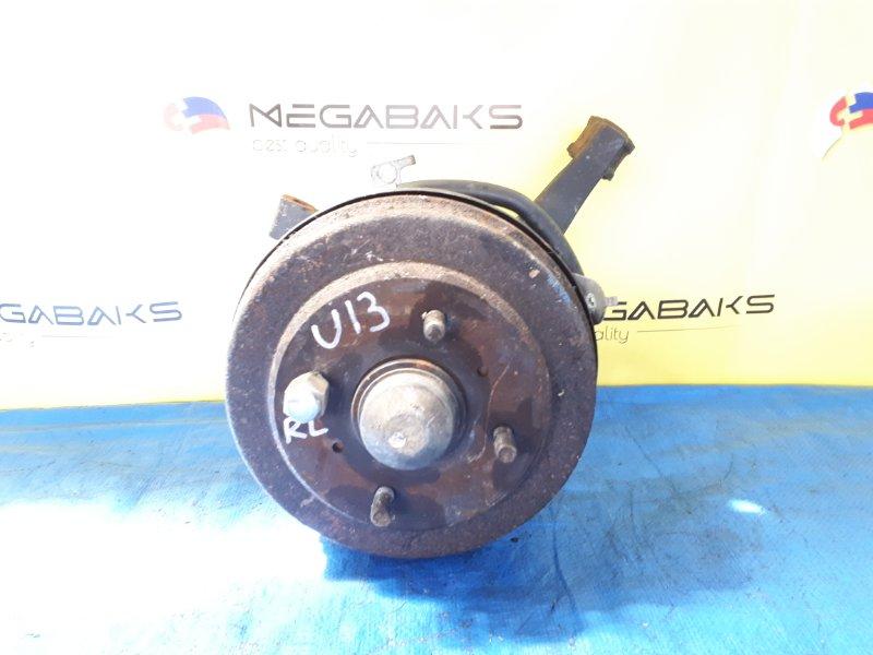 Ступица Nissan Bluebird U13 задняя левая (б/у)