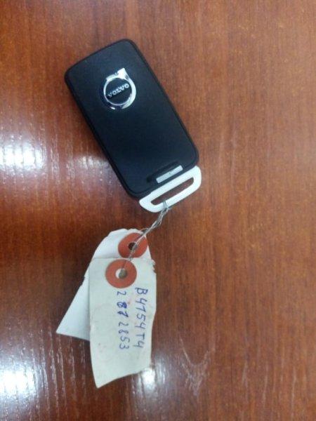 Ключ зажигания Volvo V40 MV B4154T4 2019 (б/у)