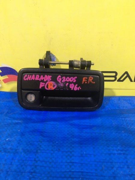 Ручка двери Daihatsu Charade G200S передняя правая (б/у)