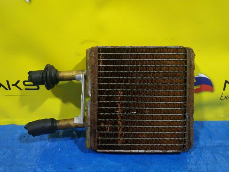 Радиатор печки Daihatsu Charade G200S HC-E (б/у)
