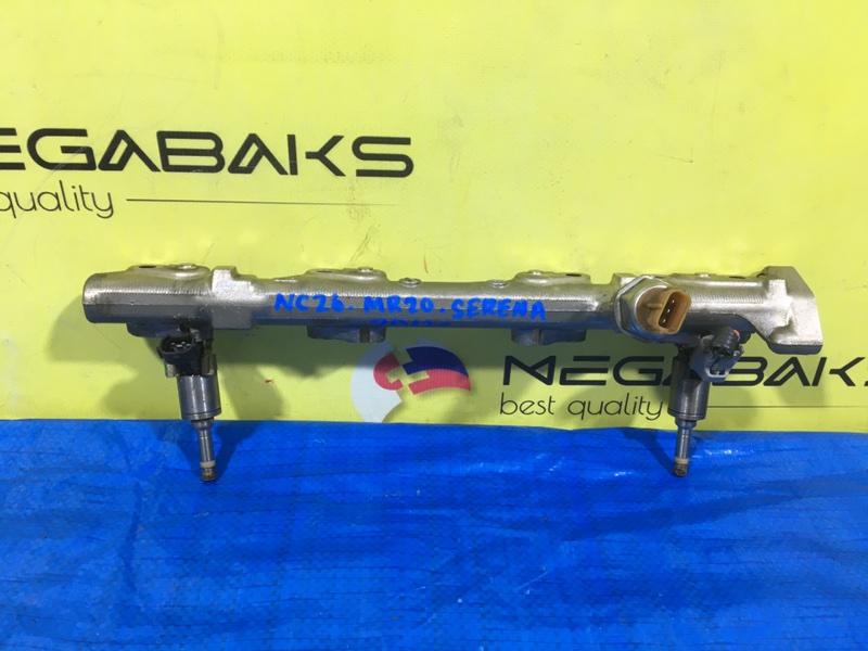 Инжектор Nissan Serena NC26 MR20DD (б/у)