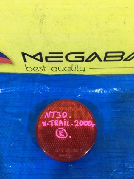Катафот в бампер Nissan X-Trail T30 задний правый 7491 (б/у)