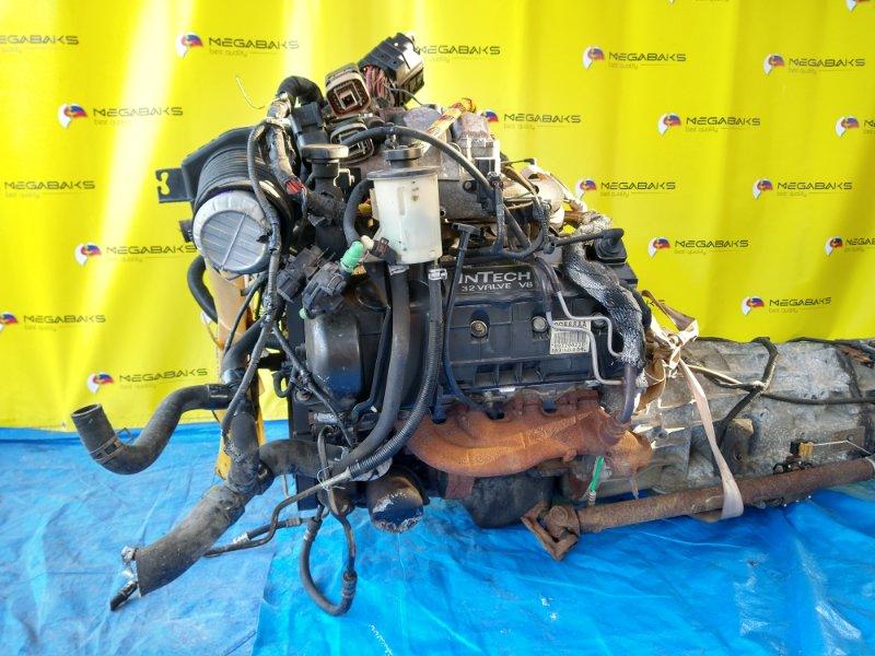 Двигатель Lincoln Navigator UN173 INTECH (б/у)