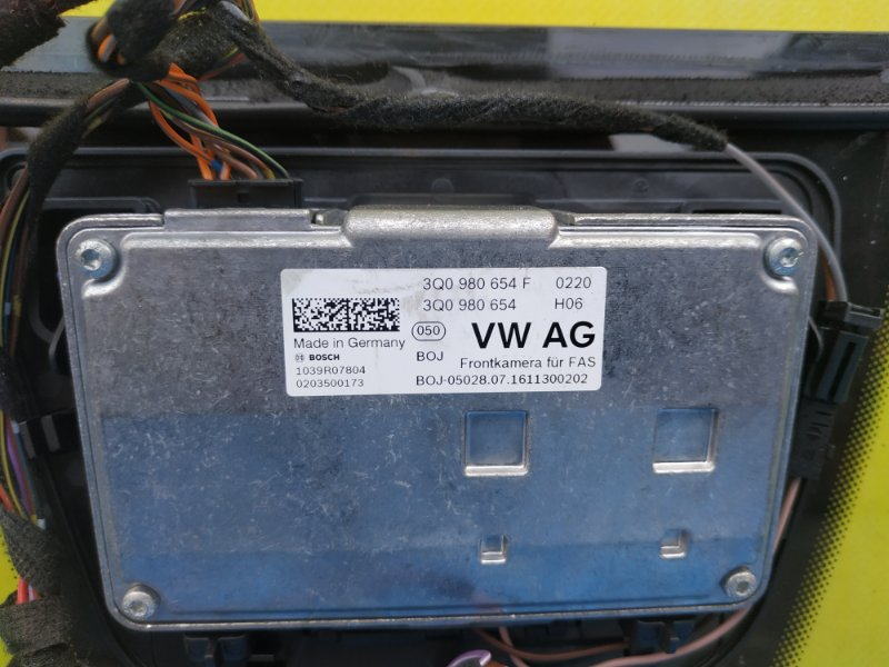 Электронный блок Volkswagen Golf MK7 2017 (б/у)