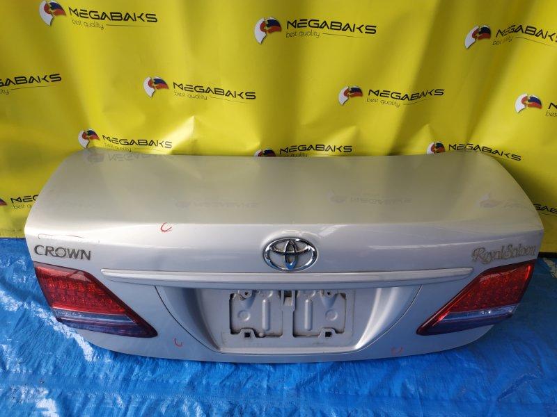 Крышка багажника Toyota Crown GWS204 (б/у)