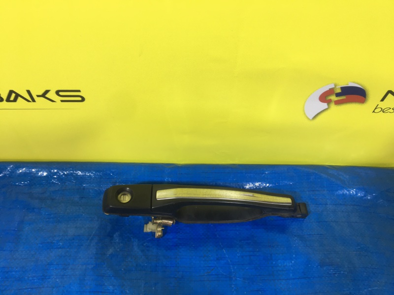 Ручка двери Mitsubishi Diamante F31A передняя левая (б/у)