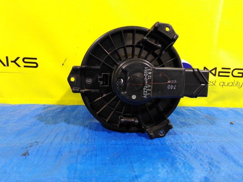 Мотор печки Toyota Lite Ace S412M (б/у)