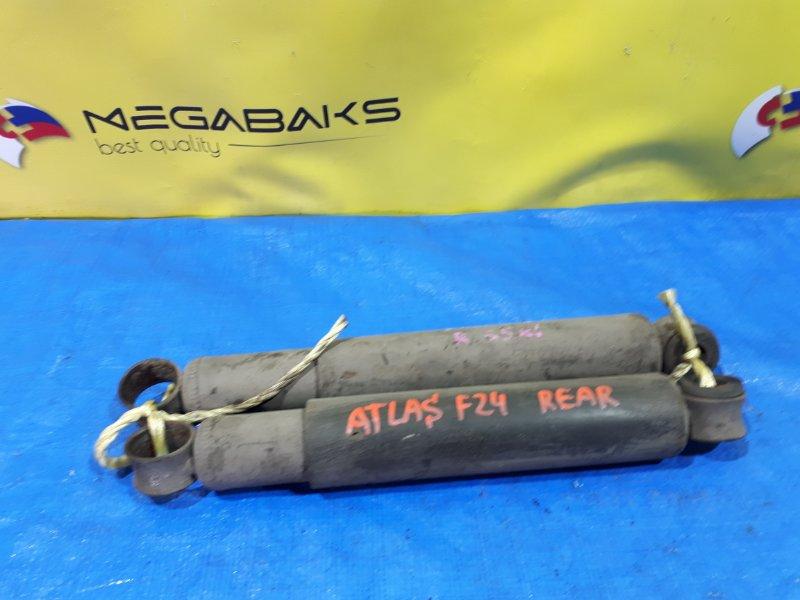 Амортизатор Nissan Atlas F24 задний (б/у)