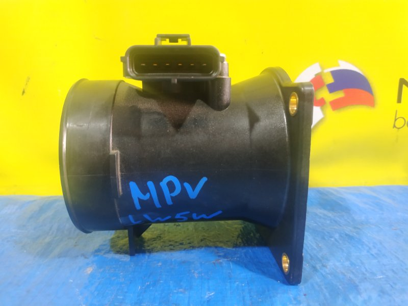 Расходомер воздушный Mazda Mpv LW5W GY AFH70-21 7K11 (б/у)