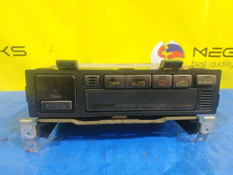 Блок управления климат-контролем Subaru Legacy BF5 72030 AA121 (б/у)