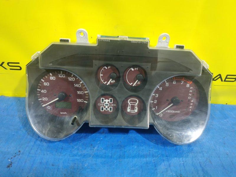 Спидометр Mitsubishi Pajero V75 6G74 MR572078 (б/у)