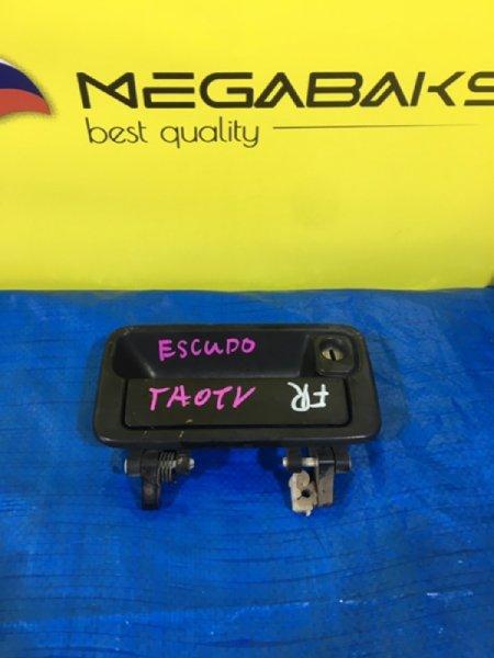 Ручка двери Suzuki Escudo TA01W передняя правая (б/у)