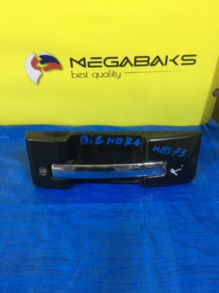 Ручка задней двери Isuzu Bighorn UBS73 (б/у)