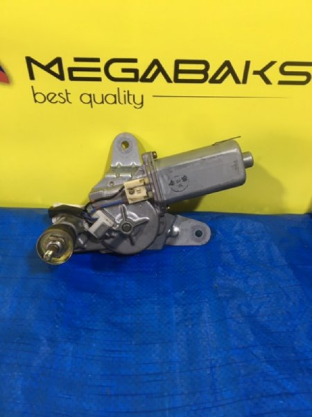 Мотор дворников Isuzu Bighorn UBS73 задний (б/у)