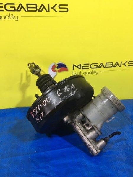 Главный тормозной цилиндр Suzuki Escudo TA01W (б/у)