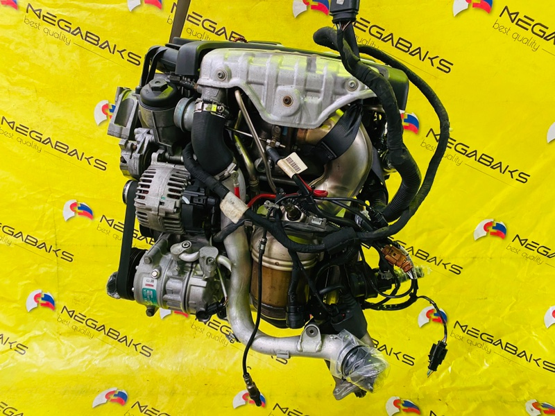 Двигатель Volkswagen Golf MK5 BLG 2003 054289 (б/у)