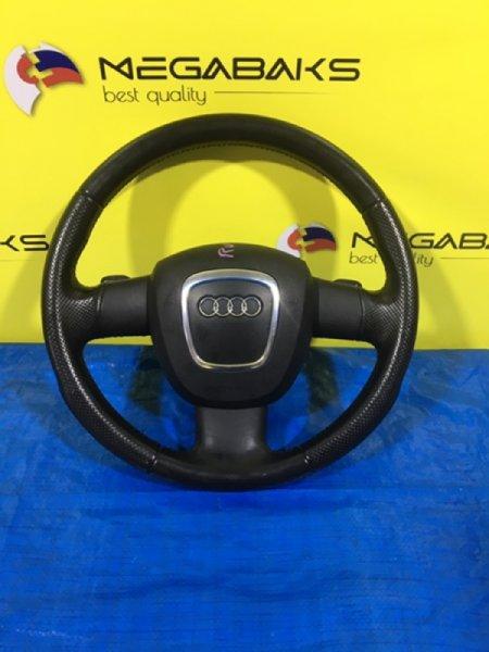 Руль Audi A4 B7 (б/у)