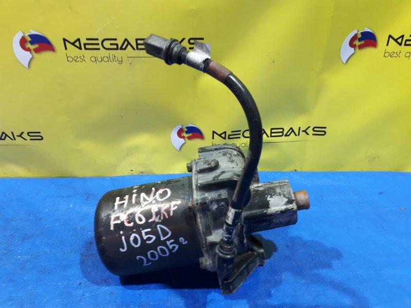 Пневмогидроусилитель тормозов Hino Ranger FC6JKF J05D-T 2005 44640-3631 (б/у)