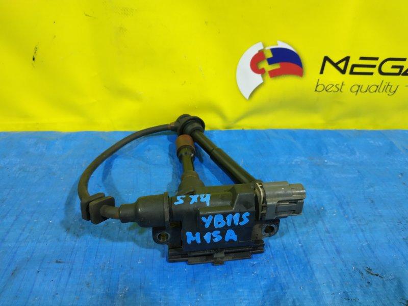 Катушка зажигания Suzuki Sx4 YB11S 4J27-0371 (б/у)