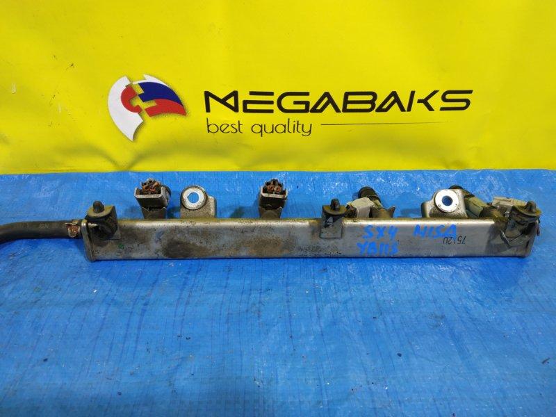 Инжектор Suzuki Sx4 YB11S M15A 297500-0540 (б/у)