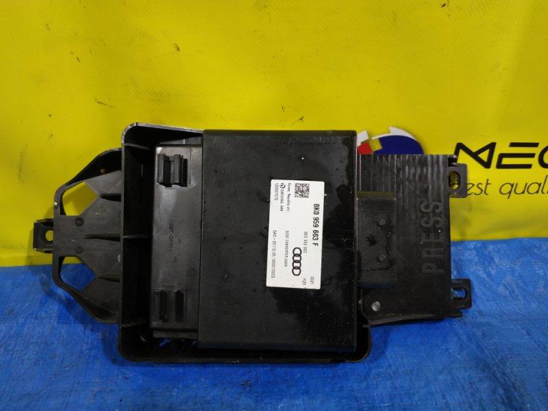 Электронный блок Audi A6 C7 CHVA 8KO 959 663 (б/у)