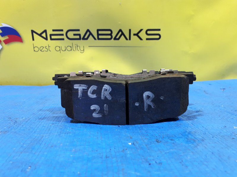 Колодки тормозные Toyota Estima TCR21 задние (б/у)