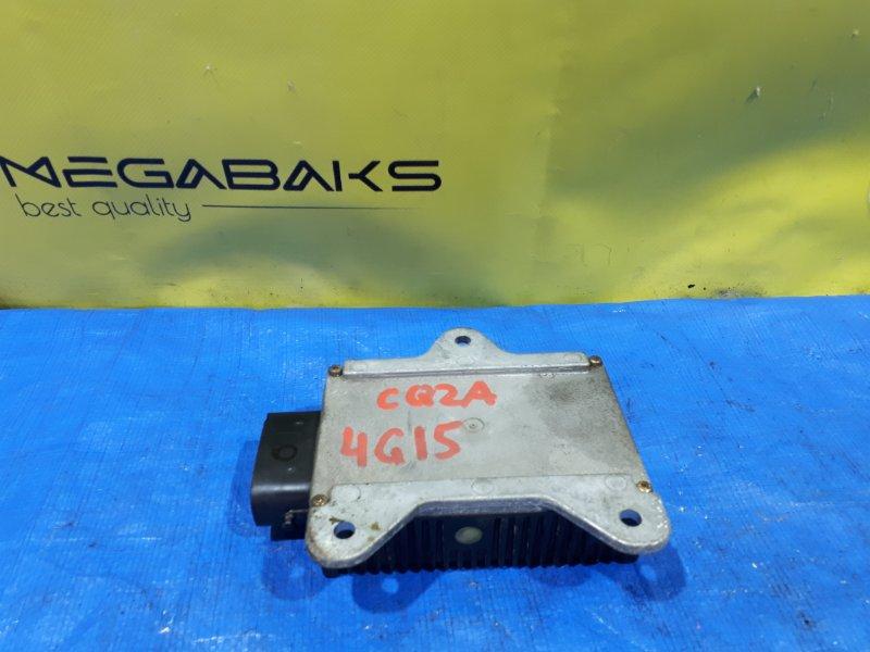 Блок управления форсунками Mitsubishi Dingo CQ2A 4G15 MD340897 (б/у)