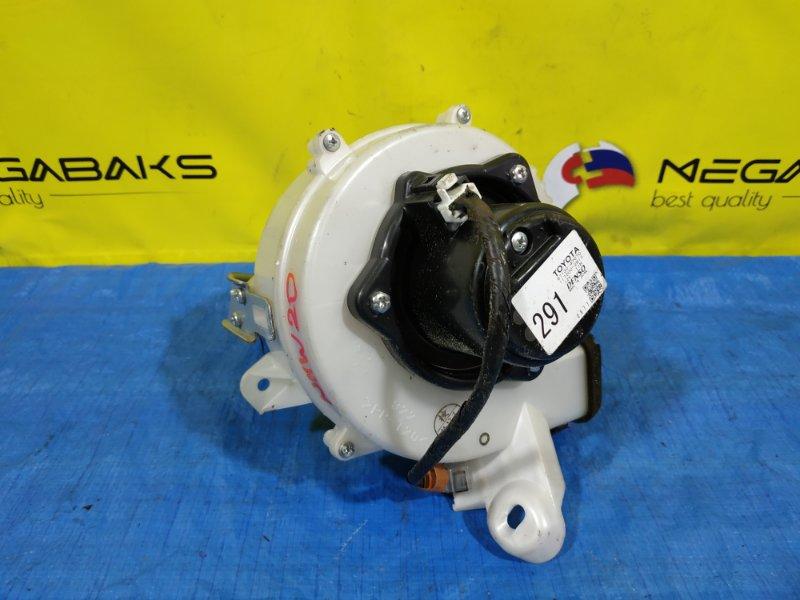 Мотор охлаждения батареи Toyota Prius NHW20 87130-47070 (б/у)