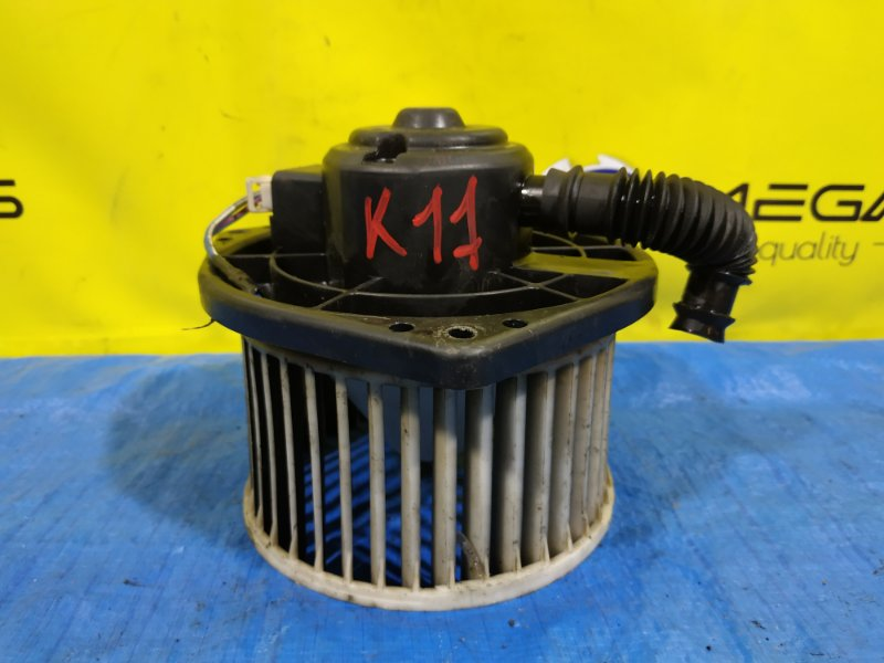 Мотор печки Nissan March K11 (б/у)