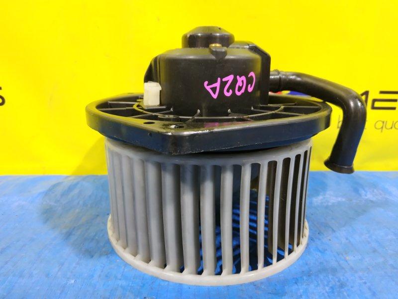 Мотор печки Mitsubishi Dingo CQ2A (б/у)