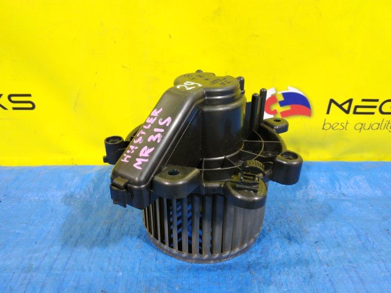 Мотор печки Suzuki Hustler MR31S (б/у)
