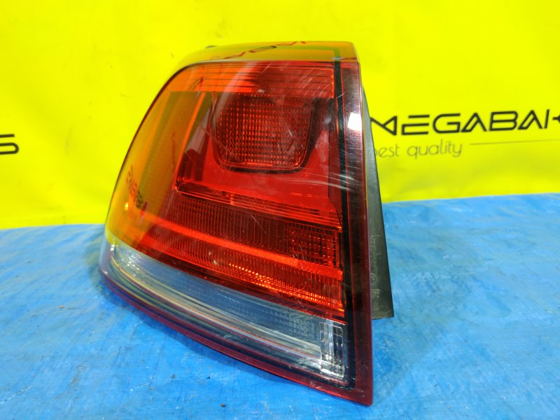 Стоп-сигнал Volkswagen Golf MK7 левый 5G0-945-095 (б/у)