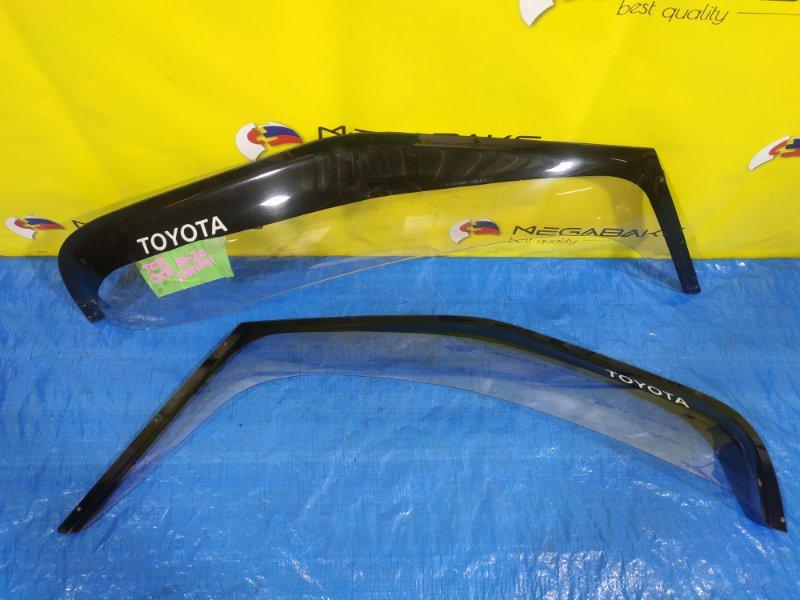 Ветровики комплект Toyota Estima TCR10W (б/у)