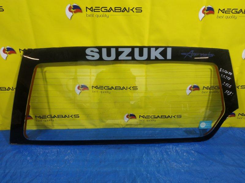 Стекло 5-й двери Suzuki Escudo TA01W (б/у)