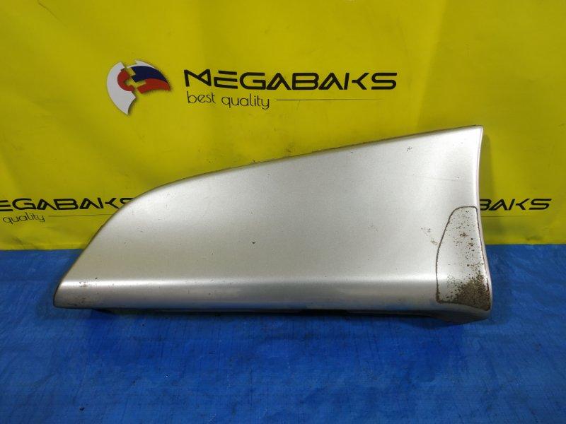 Накладка на порог Nissan March AK12 задняя левая (б/у)
