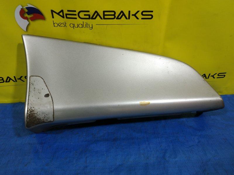 Накладка на порог Nissan March AK12 задняя правая (б/у)